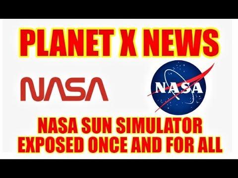 NASA's SUN SIMULATOR - THE DECEPTION IN THE SKY 02/05/18