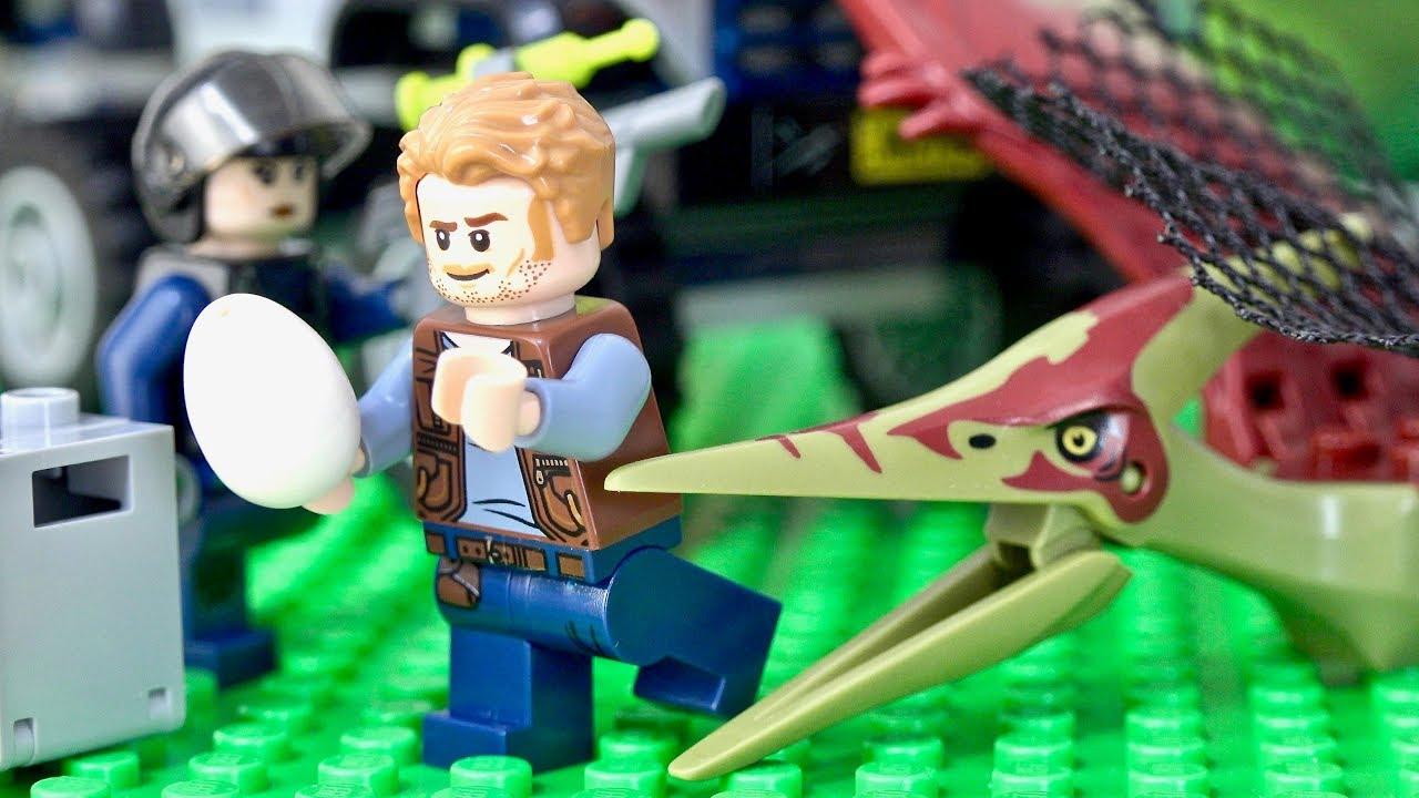 75926 Pteranodon Chase LEGO NEW Jurassic World Owen Grady 1x