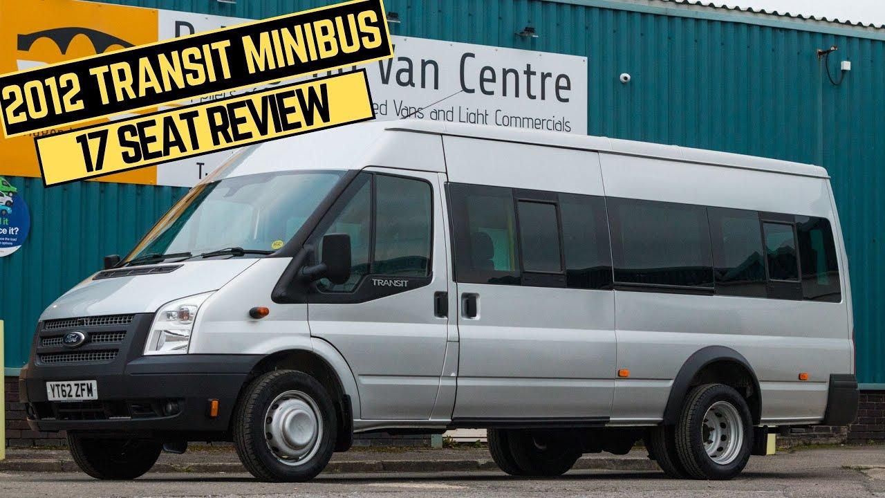 Download 2012 Transit 17 Seat Minibus Detailed Walk & Talk Review