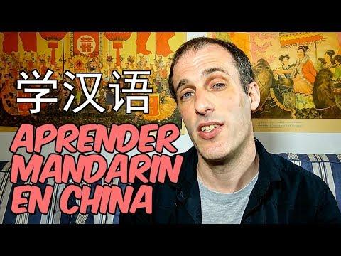 APRENDER CHINO En Una UNIVERSIDAD De CHINA
