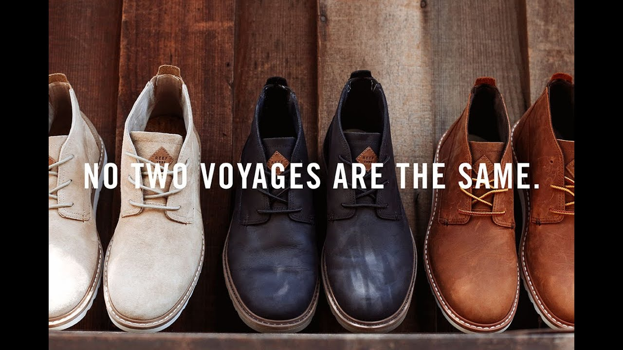 Reef Voyage Boot // How We Made It
