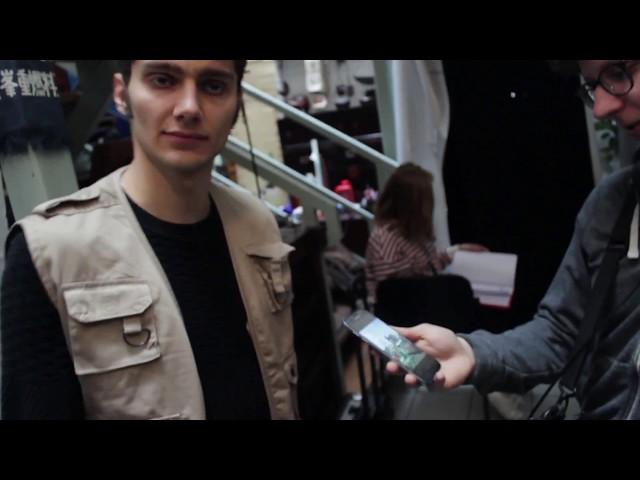 Making of avec Maxi : La rencontre | BOLDIOUK ET BRADOCK