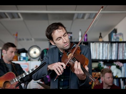 Andrew Bird: NPR Music Tiny Desk Concert - YouTube