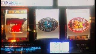 Akafuji JACKPOT/ Handpay★3X4X5X Dollar Slot Machine Max Bet $ 3 Handpay !! San Manuel Casino