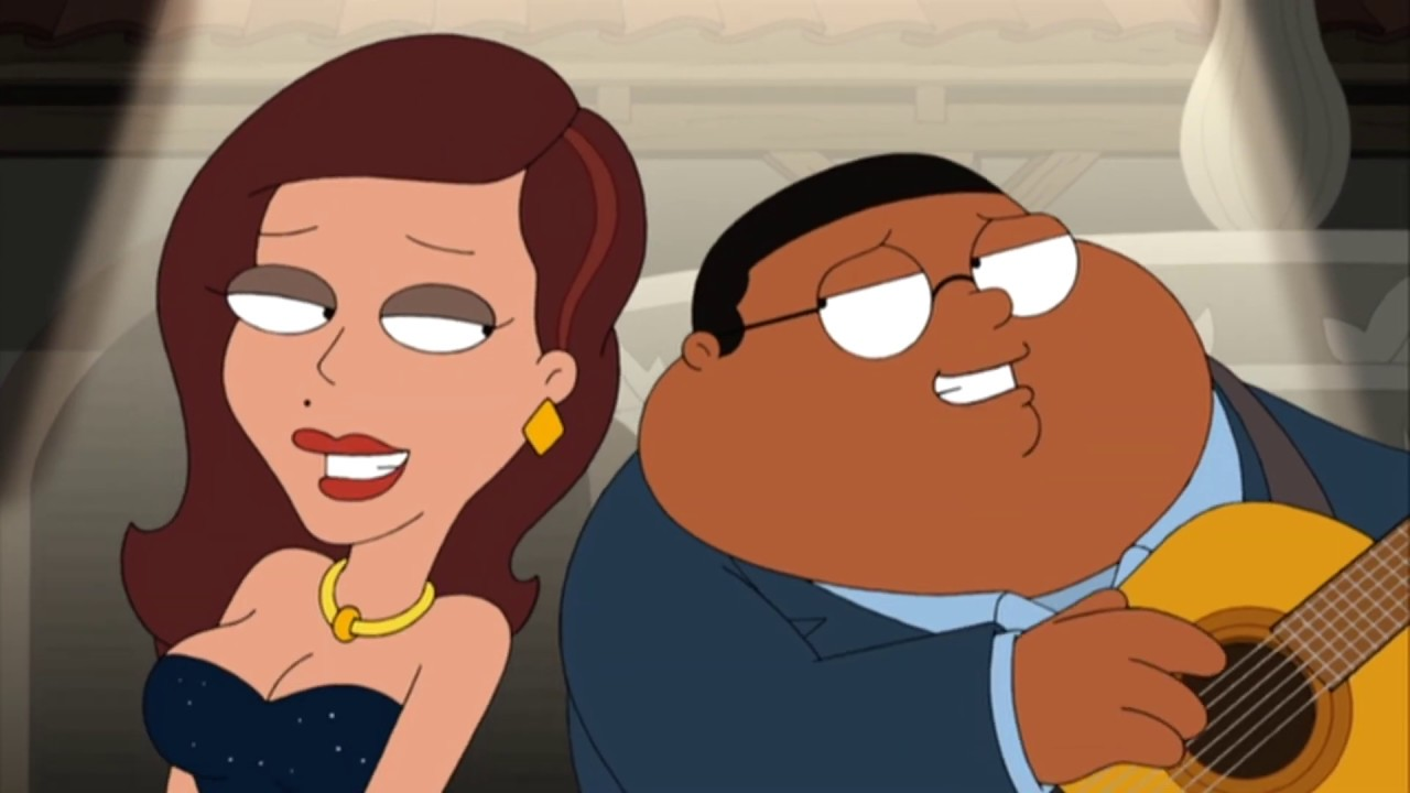 The Cleveland Show  Cecilia Jr's Hot Girlfriend Compilation