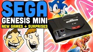 More Sega Genesis Mini Titles Revealed! - Hot Take