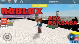 IN ROBLOX THERE ARE GIANTS
