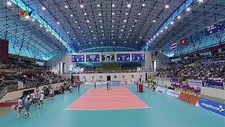 Yunnan vs Thailand - VTV Cup 2014 D4