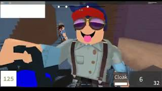10 Kills in a row in Team Fortress 2 Roblox