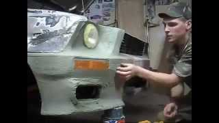 Делаем бампер своими руками для Ford Orion(, 2014-10-29T17:00:42.000Z)