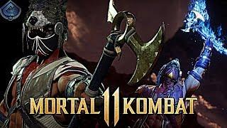 Mortal Kombat 11 Online - CRAZY 46% DAMAGE NIGHTWOLF COMBO! / Видео