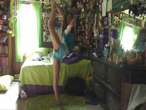 cheer poses heel stretch bow and arrow hyperextension