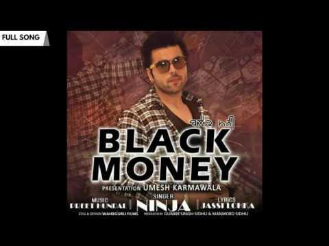 Black Money - Ninja | Preet Hundal | Full Song | Latest Punjabi Song 2016