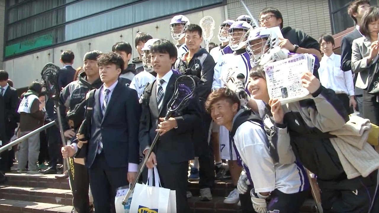 平成29年度東北大学入学式 - YouTube