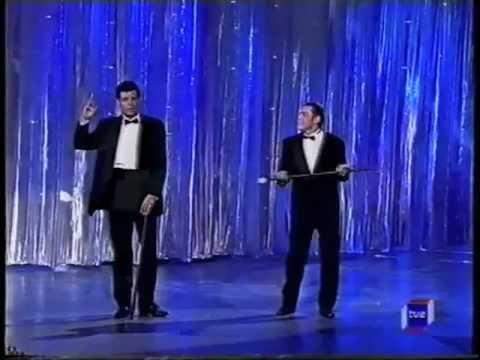 Telepasión 10. La gala (1999) - Andoni Ferreño y Luis Fernando Alvés