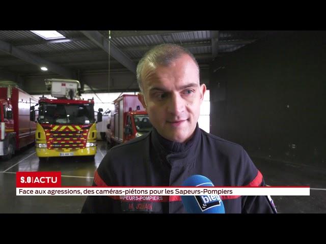 1 agression toutes les 20 interventions en moyenne pour les sapeurs pompiers de Gironde en 2019