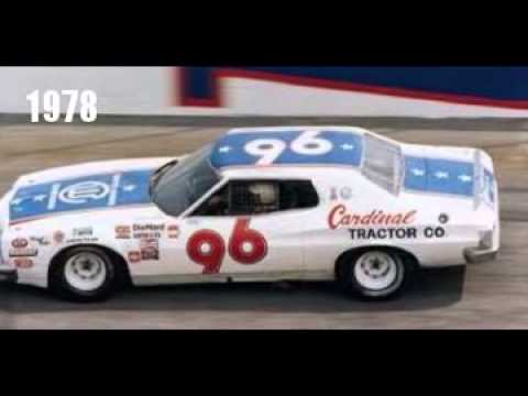 The Evolution of NASCAR