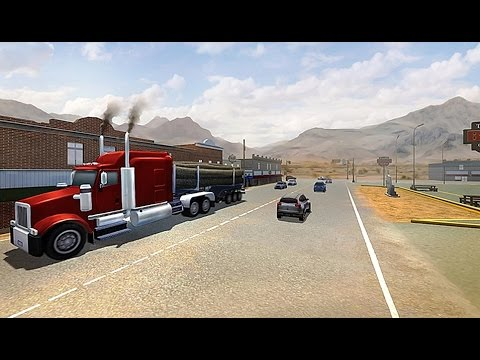 USA 3D Truck Simulator 2016 - Android Gameplay HD