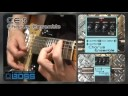 Boss CE-5 Chorus Ensemble Guitar Pedal : video thumbnail 1
