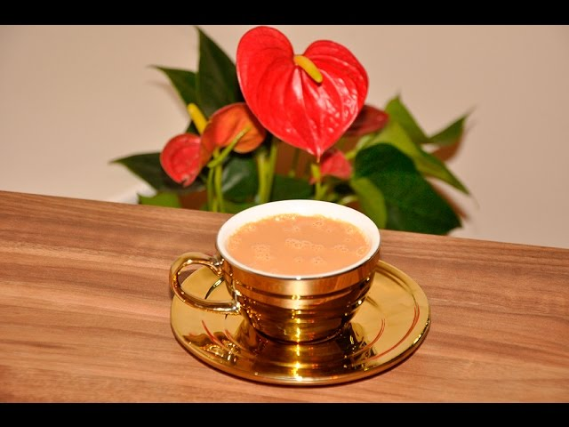 HOW TO MAKE TEA(தேனீர்) IN TAMIL....
