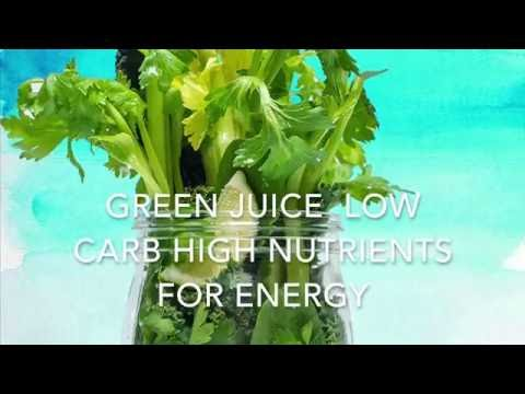 low-carb-green-vegetable-juice-that-can-be-eaten-in-the-keto-diet.