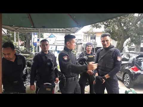 Jawaban Ada Pertemu Dan Ada Perpisahan Personil Tim Prabu 3 Polrestabes Bandung