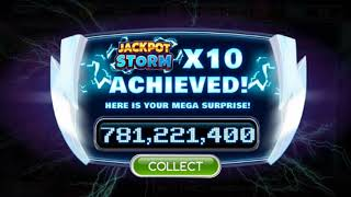 Pop slots! Jackpot storm and x10 achieved