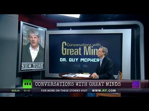 Conversations with Great Minds - Guy McPherson / Human Extinction in our Lifetime?