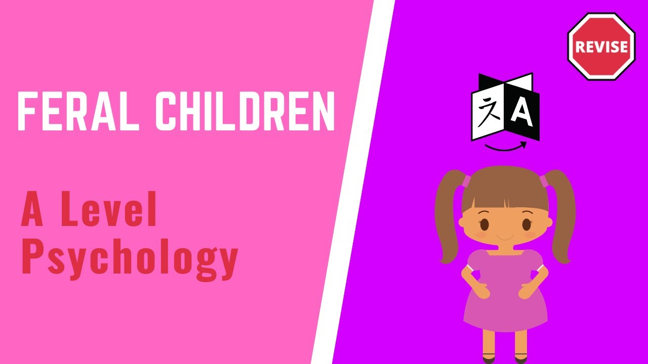 feral children language development