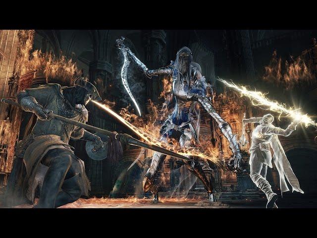Dark Souls III - 'True Colors of Darkness' Trailer