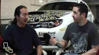 West End Alignment - Alignment Interview with Darin Nishimura about Subaru alignments