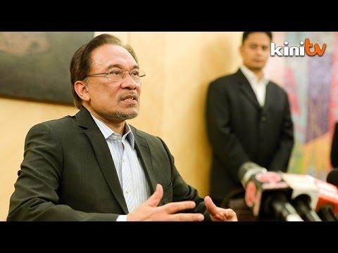Kempen awal: Anwar soal SPR, tak tonton TV3 atau baca Utusan ke?