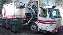 Garbage Trucks of Oregon