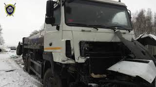 В Калинковичском районе  погибли 5 человек
