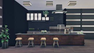 THE SIMS 4 | Переделка | Большая квартира в стиле арт-деко