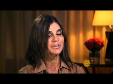 At 57, French fashion icon Carine Roitfeld takes on New York