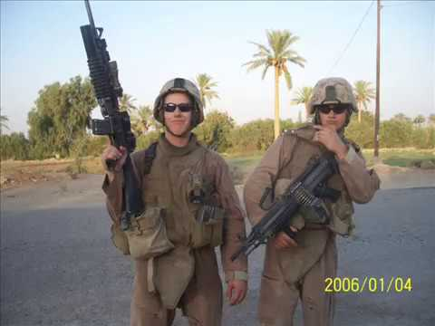 marines 2 5 iraq 2007 youtube