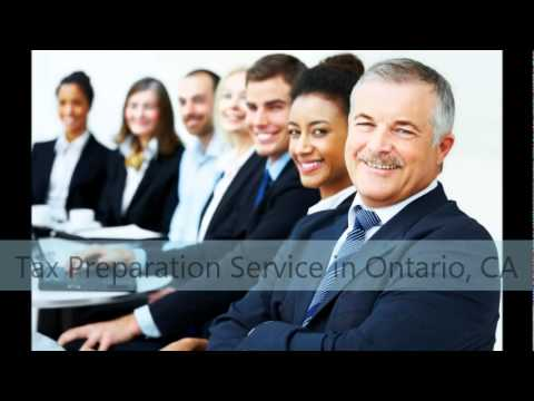 Tax Preparation Service Ontario CA De Bonnet Income Tax