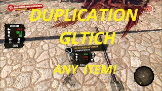 Dead Island Duplication/Money Glitch *DUPLICATE ANY ITEM* WORKS ON ALL CONSOLES