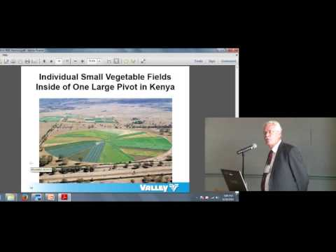 Piloting Center Pivot Irrigation Projects in Tanzania and Rwanda by Richard Berkland