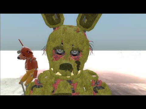 Garry's Mod fortnite and fnaf emotes in gmod sound only