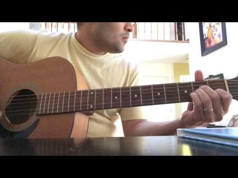 Tujhe bhula diya - guitar and vocals