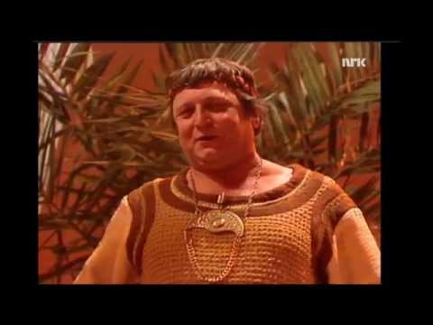 """Komedie i kveld"" (Comedy Tonight) med Rolv Wesenlund, 1980"