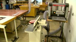 Woodworking Shop Dust Collection
