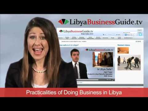 Introducing the Libya Business Guide (www.LibyaBusinessGuide.tv)