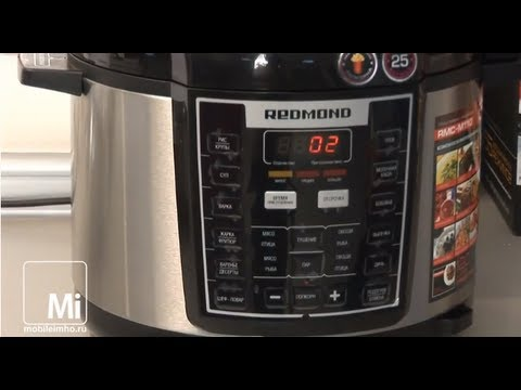 Мультиварка. Мобильная кухня XXI века.
