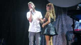 Almost Is Never Enough- Ariana Grande & Nathan Sykes Royal Oak, MI