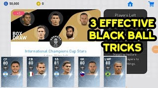 BLACK BALL TRICK IN SILVER PACK PES 2019 MOBILE || PART 2