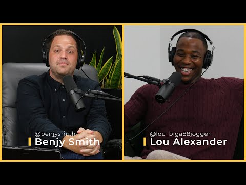 Ep 44: Lou Alexander — Ex NFL Athlete Tells Us The One Question That Changed His Life