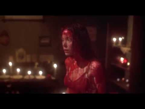 Carrie comes home to candlelit house 1976